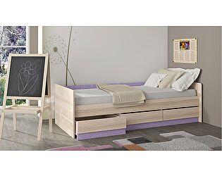 Кровать ТриЯ Индиго ПМ-145.15 с 3-мя ящиками