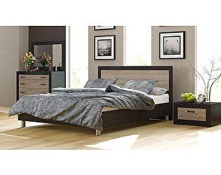 Двуспальная кровать ТриЯ Токио СМ-131.02.003