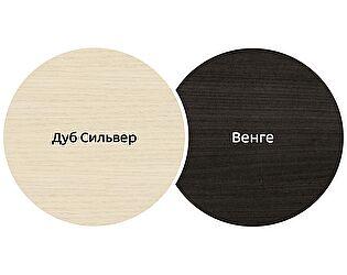 Раздвижной стол Бештау ДиезТ11 (С-347), венге/дуб Silver