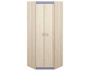 Шкаф для одежды ТриЯ Индиго ПМ-145.12 угловой
