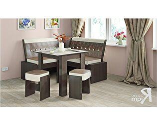 Кухонный уголок «Кантри-мини Т2» исп.1 МФ-105.035