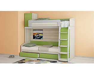 Купить кровать ТриЯ Киви №2, арт. ГН-139.002