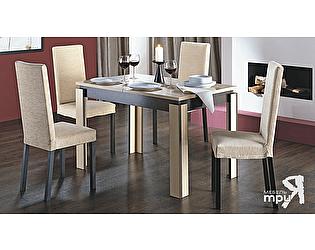 Раздвижной стол Бештау Диез Т6 (ОГ-006.001) со стульями Этюд Т5