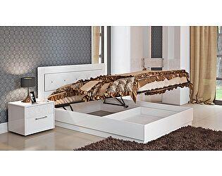 Кровать ТриЯ Амели мягким изголовьем СМ-193.01.006 с подъемным механизмом