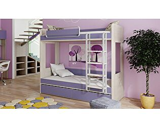 Двухъярусная кровать Аватар СМ-201.01.001