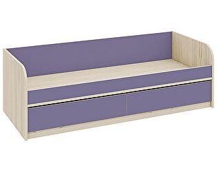 Кровать с 2-мя ящиками Аватар СМ-201.03.001