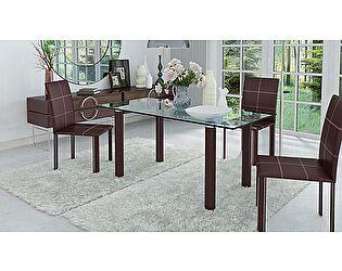 Столы из стекла Столы обеденные ТриЯ