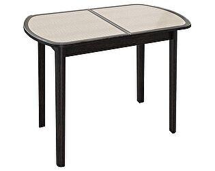 Стол обеденный ТриЯ Ницца раздвижной на деревянных ножках, арт. СМ-217.01.11