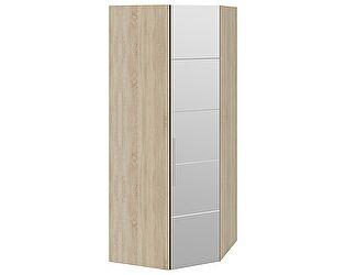 Шкаф угловой для одежды ТриЯ Ларго Люкс СМ-181.07.014 R