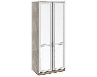 Шкаф ТриЯ Прованс для одежды с 2-мя зеркальными дверями, СМ-223.07.004