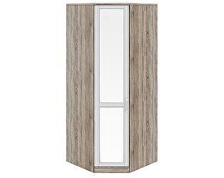 Шкаф угловой с 1-ой зеркальной дверью левый Прованс СМ-223.07.007L