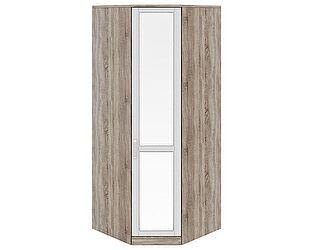 Шкаф ТриЯ Прованс угловой с 1 зеркальной дверью (580), СМ-223.07.007R