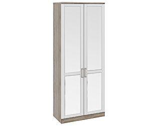 Шкаф для одежды с 2-мя зеркальными дверями «Прованс» СМ-223.07.024