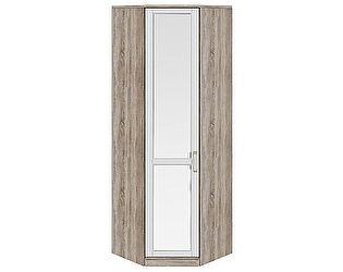 Шкаф угловой с 1-ой зеркальной дверью левый Прованс СМ-223.07.027L