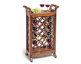 Купить тумбу Уфамебель винная с подносом Zzibo 125