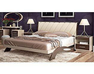 Кровать 160 Уфамебель Эстер с основанием