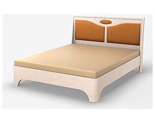 Кровать Уфамебель Кэри Gold (140)
