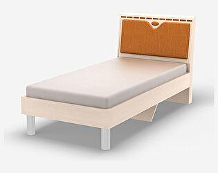 Кровать Уфамебель Кэри Gold (90)