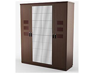 Купить шкаф Уфамебель Petra 4х дверный