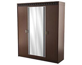 Шкаф Уфамебель Вирджиния 4-х дверный (раздвижной)