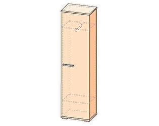Шкаф для одежды Уфамебель Коко (белый глянец)
