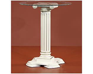 Стол со стеклянной столешницей Юта Альт 35-12