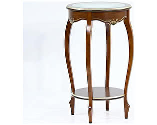 Купить стол Юта кофейный 12-21 (стекло с12)