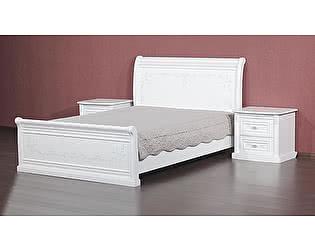 Кровать Юта Милан 60-01 (160х200)
