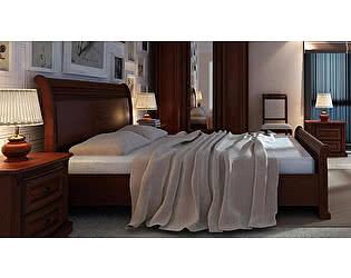 Кровать Юта Милан 59 (140х200) орех
