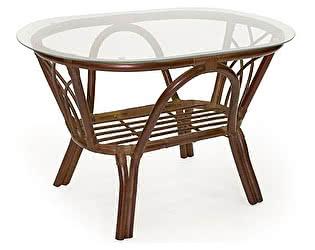 Купить стол Мебель Импэкс Roma со стеклом