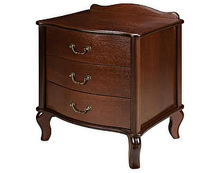 Купить тумбу Мебель Импэкс Джульетта прикроватная (3 ящика)