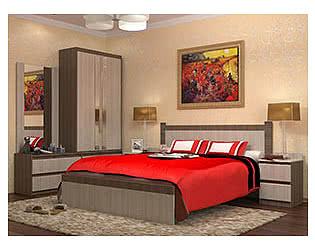 Мебель для спальни VitaMebel Vivo-10 (ясень шимо светлый)