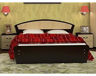Кровать с основанием (140) VitaMebel Vivo-7