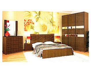 Мебель для спальни VitaMebel Vivo-8 (мокко)