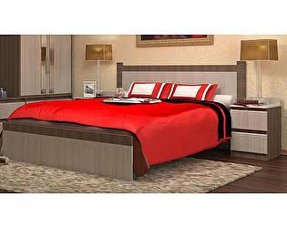 Купить кровать VitaMebel Vivo-10 (ясень) 160 с основанием