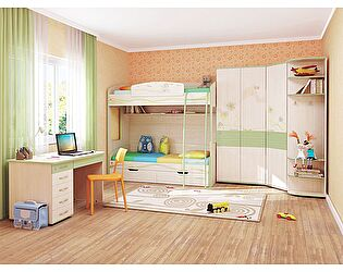 Комплект для детской Витра Акварель, комплектация 1