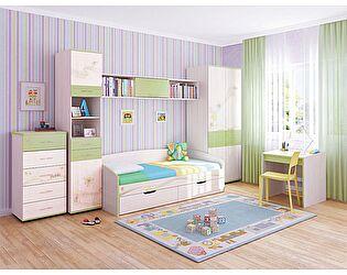 Комплект для детской Витра Акварель, комплектация 4