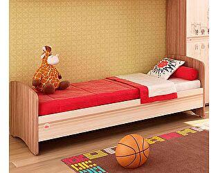 Кровать 90 Витра Британия с основанием, арт. 52.10