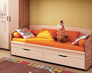 Кровать Витра Британия (90) с основанием, арт. 52.11