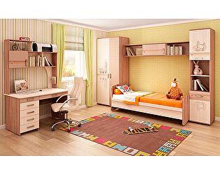 Набор мебели для детской Витра Британия, комплектация 5