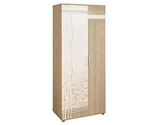 Шкаф 2х дверный Витра Бриз, арт.54.01