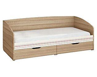 Кровать Витра Бриз 90 с основанием, арт.54.11