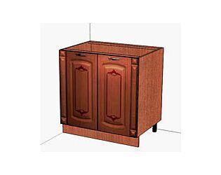 Стол с колоннами Витра Глория, 06.62.1