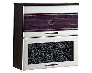 Шкаф-витрина 80 с системой плавного закрывания Витра Палермо-8, арт.08.81