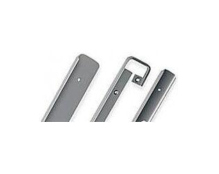 Планки алюминиевые для столешницы толщиной 38 мм Союз