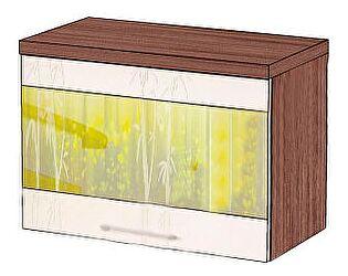 Шкаф 60 над вытяжкой с системой плавного закрывания Витра Тропикана-17, арт.17.83