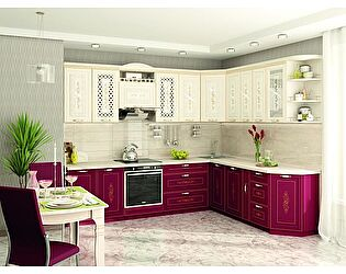 Купить кухню Витра Виктория-20 280х230