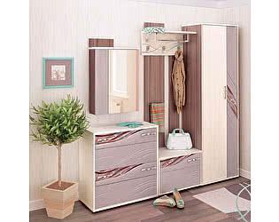Набор мебели для прихожей Витра Лаура, комплектация 3