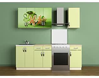 Кухонный гарнитур ВиВера 1600 с.04