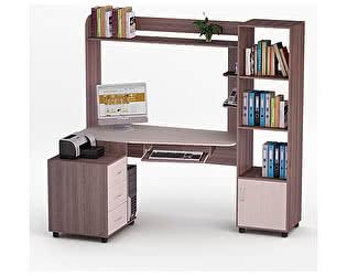Угловой компьютерный стол ВМФ Роберт-6